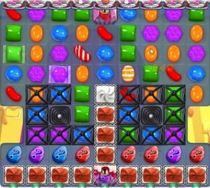 Candy Crush level 1001