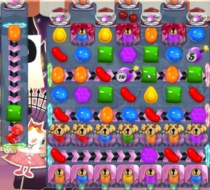Candy Crush level 719
