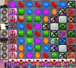 Candy Crush level 724