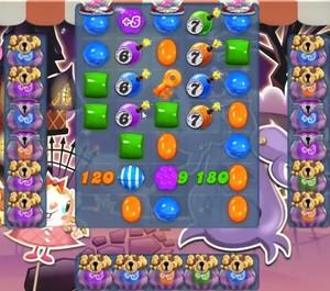 Candy Crush level 725