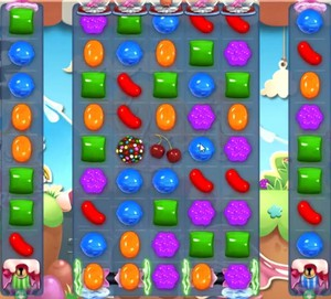 Candy Crush level 726