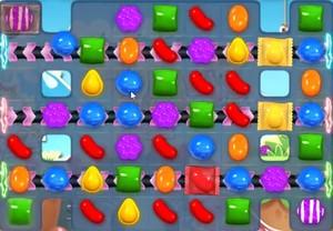Candy Crush level 731