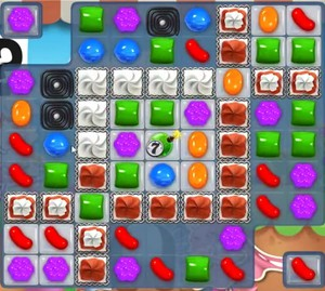 Candy Crush level 732