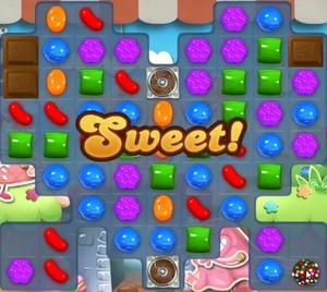 Candy Crush level 733