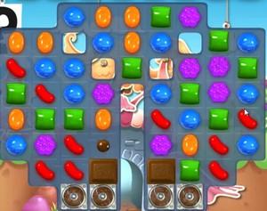 Candy Crush level 735