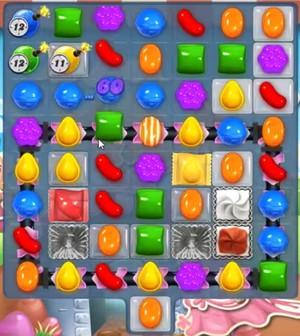 Candy Crush level 737