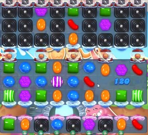 Candy Crush level 738
