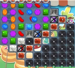 Candy Crush level 742