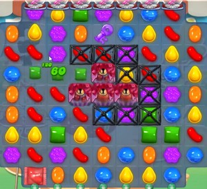 Candy Crush level 743