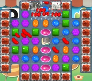 Candy Crush level 746