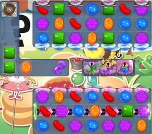 Candy Crush level 748