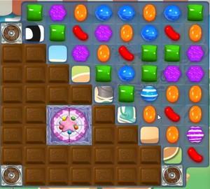 Candy Crush level 750