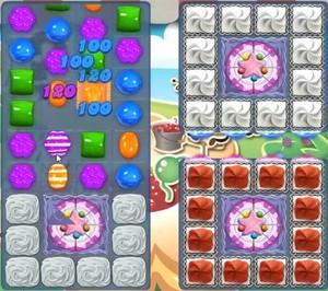 Candy Crush level 751