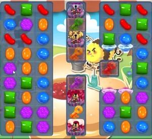 Candy Crush level 753