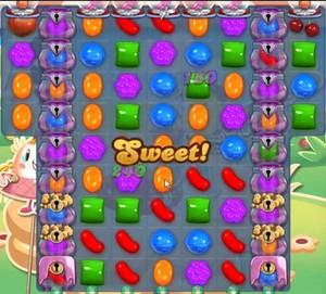Candy Crush level 754