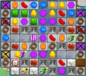 Candy Crush level 755