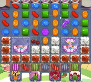 Candy Crush level 756