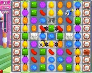 Candy Crush level 760