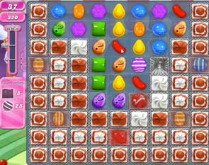 Candy Crush level 761