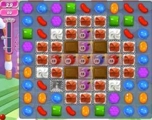 Candy Crush level 763