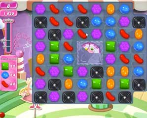 Candy Crush level 764