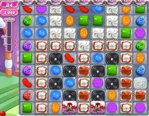 Candy Crush level 766