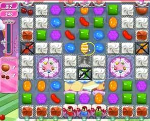 Candy Crush level 767