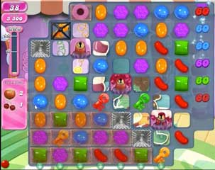 Candy Crush level 768