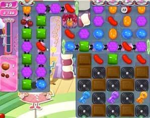 Candy Crush level 769