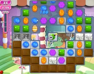 Candy Crush level 770