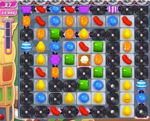 Candy Crush level 774