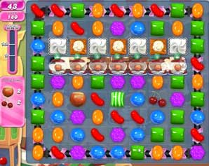 Candy Crush level 775