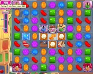 Candy Crush level 780