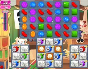 Candy Crush level 781