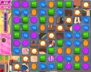 Candy Crush level 783