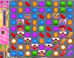 Candy Crush level 785