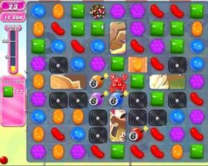 Candy Crush level 789