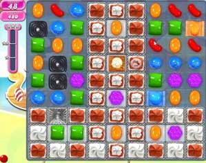 Candy Crush level 791