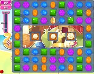 Candy Crush level 792