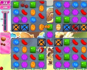 Candy Crush level 793