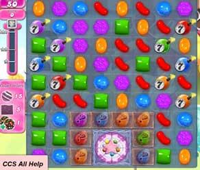 Candy Crush level 794