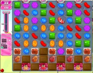 Candy Crush level 795