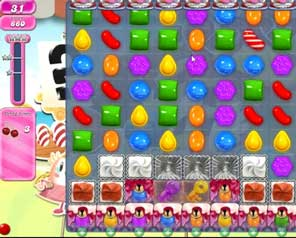 Candy Crush level 798