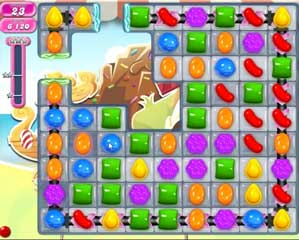 Candy Crush level 800
