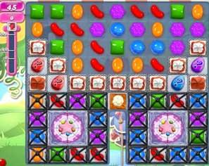 Candy Crush level 801