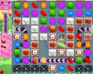Candy Crush level 802