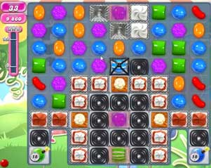 Candy Crush level 803