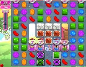 Candy Crush level 804