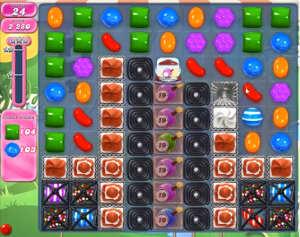 Candy Crush level 806