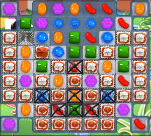 Candy Crush level 808